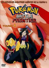 POKEMON BATTLE FRONTIER - SAISON 9, VOLUME 4 /*/ DVD DESSIN ANIME NEUF/CELLO