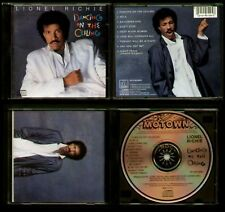 LIONEL RICHIE - CD MOTOWN 1985 - DANCING ON THE CEILING