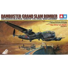 Tamiya 61111 1/48 Avro Lancaster DAMBUSTER GRAND SLAM Bomber Japan3