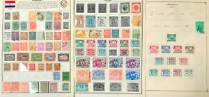 Lot of Paraguay Old Stamps Used/MH/MNH