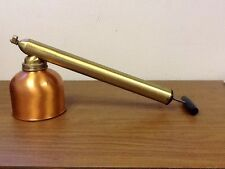 "Antique D. B. Smith Co. All Brass ""Blizzard"" Continuous Sprayer, New Old Stock"