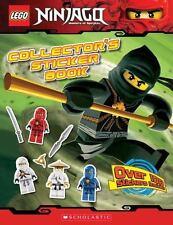 Lego Ninjago: Collector's Sticker Book