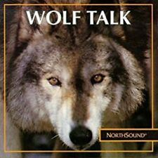 Wolf Talk By Northsound (Canadian Import New Age CD, 1992 Field Recording)