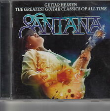 CD ALBUM SANTANA / THE GREATEST GUITAR CLASSICS OF ALL TIME
