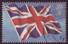 Gran Bretaña 2008 James Bond Union Jack Sello Antiguo Folleto Fine Used