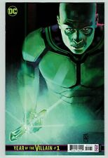 DC's Year of the Villain 1 Lex Luthor 1:250 Alex Maleev variant cover DC Comics