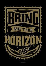 "BRING ME THE HORIZON FLAGGE / FAHNE ""DYNAMITE SHIELD"" POSTERFLAGGE"