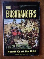 The Bushrangers - William Joy & Tom Prior *1963 1st edition*
