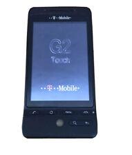 T-Mobile G2 Touch - HTC Hero - Handy ohne SIM-Lock - Schwarz - wenig benutzt