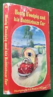 'BB', MONTY WOODPIG AND HIS BUBBLEBUZZ CAR, EDMUND WARD 1958, 1ST EDITION, D/J