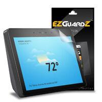 1X EZguardz LCD Screen Protector Shield HD 1X For Amazon Echo Show Gen. 2