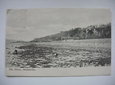 The Shore, Skelmorlie. (Nr Wemyss Bay, Largs, Gourock etc - 1905)