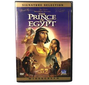 Prince Of Egypt 1999 DVD MOVIE ORIGINAL RARE - Region 1