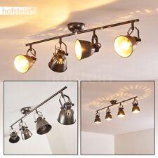 Plafonnier 4 branches Lampe à suspension Lampe de cuisine Lampe de séjour Métal