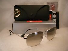 Ray Ban COLONEL (RB3560-003/32 61) Silver with Clear Gradient Gray Lens