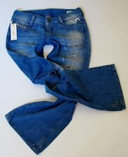 Diesel Bootcut L32 Distressed Jeans for Women