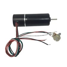 Dc Bldc Brushless Motor 24v High Torque Can Equip With Planetary Gear Reducer