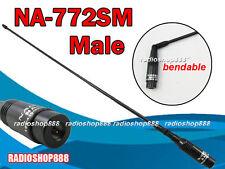 Nagoya NA-772 SMA Dual Band antenna for Yaesu Kenwood