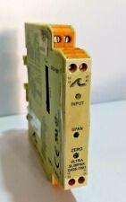 Ultra Slimpak G408 1001 Dc Powered Dc Input Field Configurable Isolator 9 30vdc