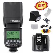 Godox TT685C 2.4G TTL 1/8000s Flash Speedlite + X1T-C Trigger for Canon Kit