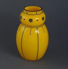 Lötz Vase / Glasvase  um 1920   (# 10704)