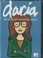 Daria Complete 8-DVD Set *New & SEALED* Region 1 Contains 65 Eps. & 2 Movies