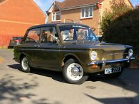"1971 Hillman Imp Deluxe ""Alice"" - Lovely Example"