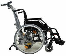 Elektrischer Rollstühle mit höhenverstellbarer Beinstütze