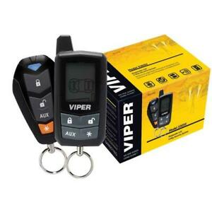 DEI VIPER 3305V 2-WAY LCD SECURITY / KEYLESS SYSTEM