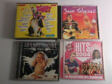 5 CDs - Happy Party, Juan Tabasco, Thunderdome, Hits 2004  /S86