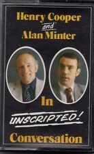 Henry Cooper & Alan Minter insieme in conversazione senza copione su cassette 1983