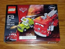 Lego: Disney Pixar Cars - Red'S Water Rescue #9484 (T49)