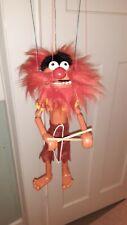 Pelham puppets  Animal  The  Muppets  hand made in England original box