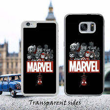 MARVEL FAN Anime Super Hero Phone Case Cover