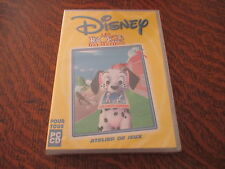 pc cd-rom disney les 102 dalmatiens