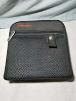 Game DVD CD Disc Case Soft Carry Holder Fellowes Holds 30 Discs