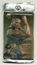 Street Fighter Movie Trading Cards (Pyramid, 1994) Jean-Claude Van Damme