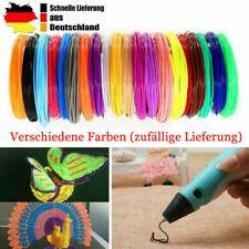 10/20 Farben 100M FILAMENT für 3D Drucker 1.75mm 3D-Pen Starterset 3D Stift PLA
