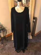 Design Today's Black Dress Long sleeves NWT size XL Free shipping