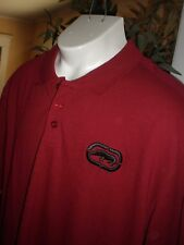 NWT ECKO UNLTD RED POLO SHIRT SZ:4XB 4XL 4X GREAT DEAL