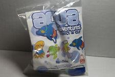 Arby's 2001 Aqua Mini Inflatables Dolphin