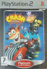 Crash - Tag Team Racing PS2 Versione Platinum