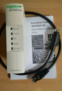Schneider 499TWD01100 Carte ethernet TWIDO