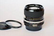 Nikon Nikkor AI  MF  85mm  f 2