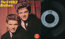 "THE EVERLY BROTHERS EP 7"" UK BIRD DOG"