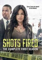SHOTS FIRED: THE COMPLETE SERIES NEW DVD