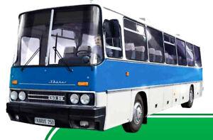 IKARUS 250 -- BUS -- 1/72 -- IXO/IST -- NEU -- OVP
