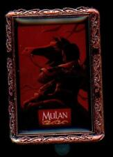DS Movie Poster Mystery Mulan Disney Pin 142264