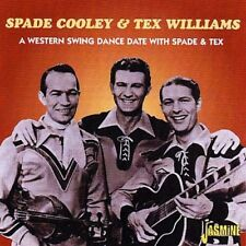Western Swing Dance Date With - Cooley/Williams (2000, CD NIEUW)