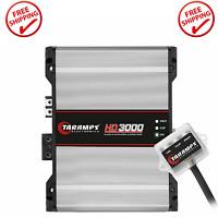 Taramps HD 3000 1 Ohm Amplifier 3K Watts Bass + Voice Car Amp - Ships From USA